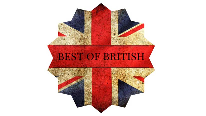 Best Of British Competition Theme