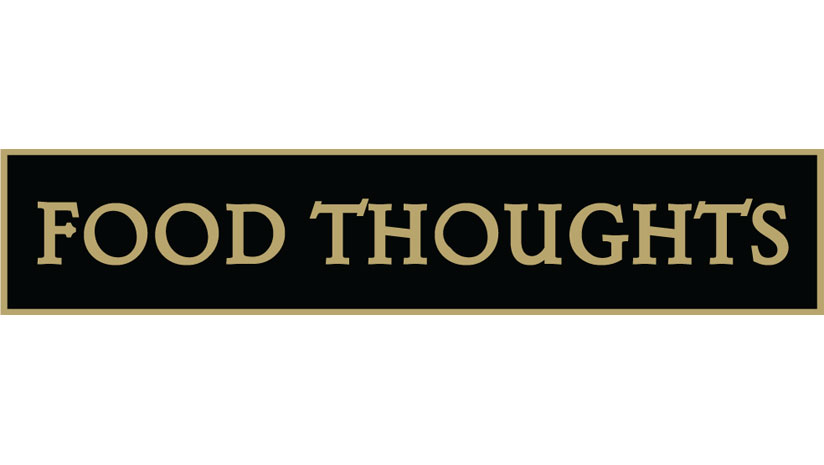 Food Thoughts Sponsor Image