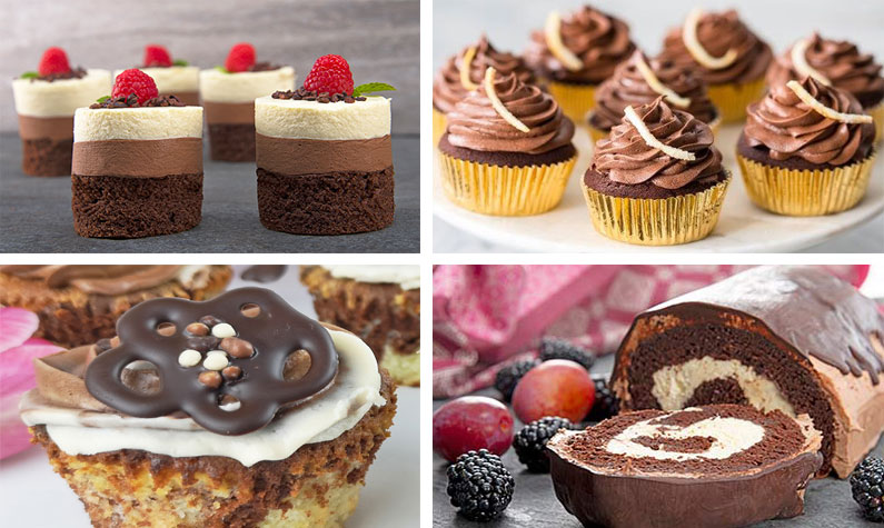 food thoughts cakes