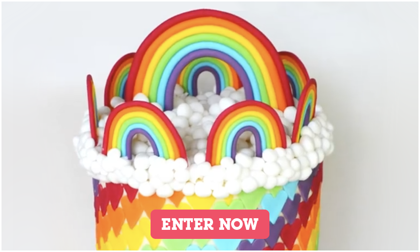 2021 Official Show Cake Competition