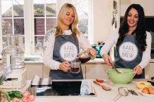 Bake & Brew - a thrilling new way to experience the simple pleasures of tea & cake!