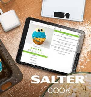 Salter Cook Your Personal Cookbook Intro