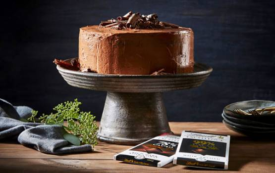 Lindt Excellence Classic Dark Chocolate Cake
