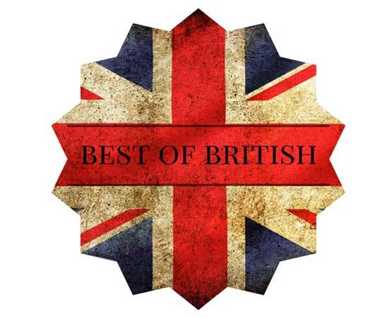 Best Of British Competition Theme Intro